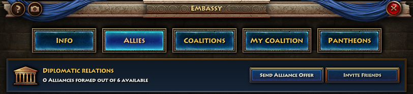 Alliance from Embassy