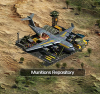Munitions Repository - Levels 0 - 39