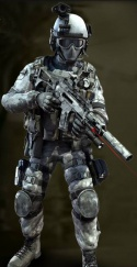 Syndicate Assault Infantry